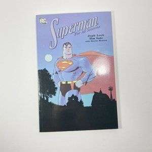 Superman: For All Seasons TPB DC